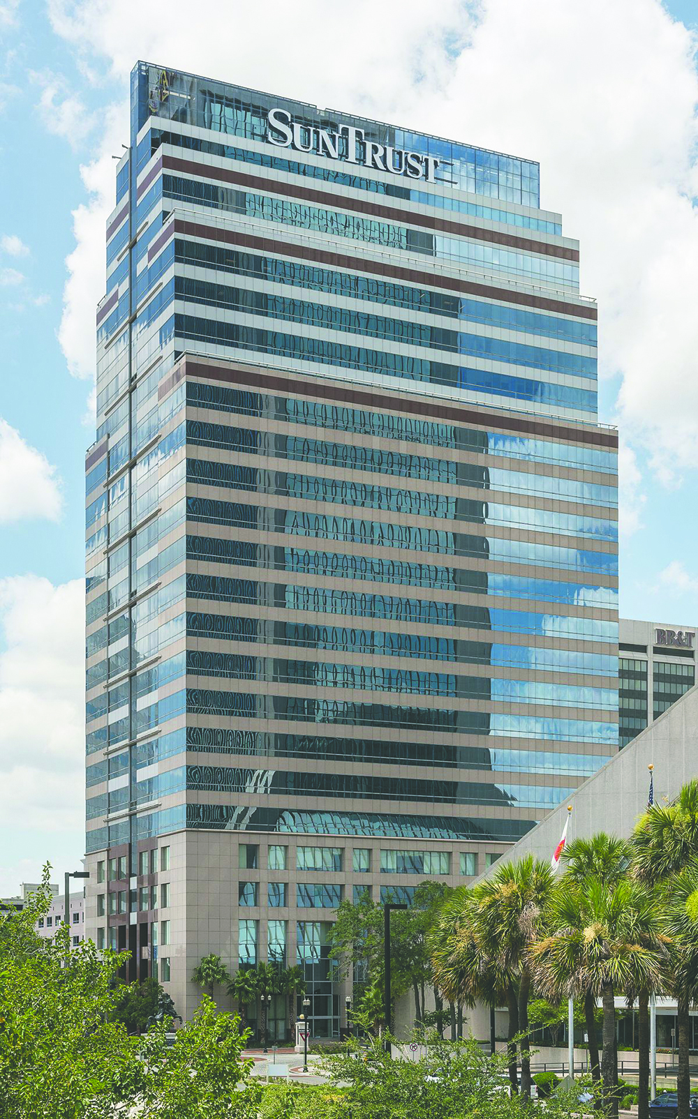 Tower Credit Union >> Vystar Pays 59 Million For Suntrust Tower Jax Daily Record