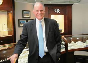 "Clayton Bromberg became president in 1988 of Underwood Jewelers, a Jacksonville institution that Bromberg's family bought in 1974. He also has held leadership roles in industry groups. ""We want to be in the high end of the market because that's what w..."
