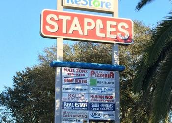 Boulevard Corners shopping center on Beach Boulevard was sold to a Miami Beach investor for $5.95 million.