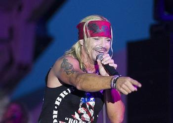 Former Poison frontman Bret Michaels will perform Friday at The Florida Theatre.
