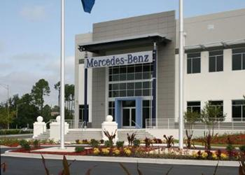Mercedes-Benz is relocating an engineering division to its North Jacksonville center.