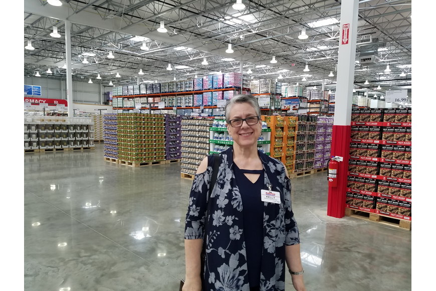 Costco Wholesale Southeast Regional Marketing Manager Kelly Frasure