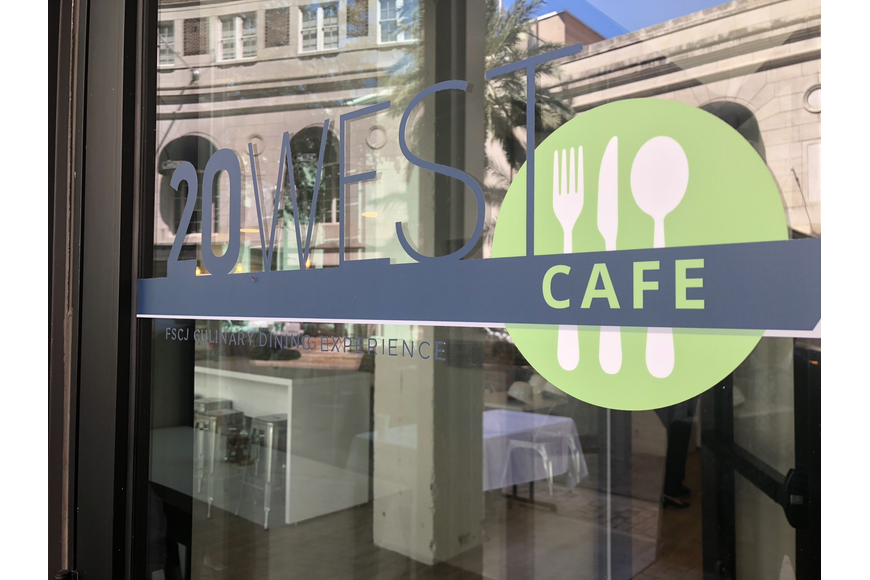 20West Café will be open daily from 7 a.m. to 3 p.m. serving breakfast and lunch. The space can also be rented out for private events. The café opens Monday March 18.