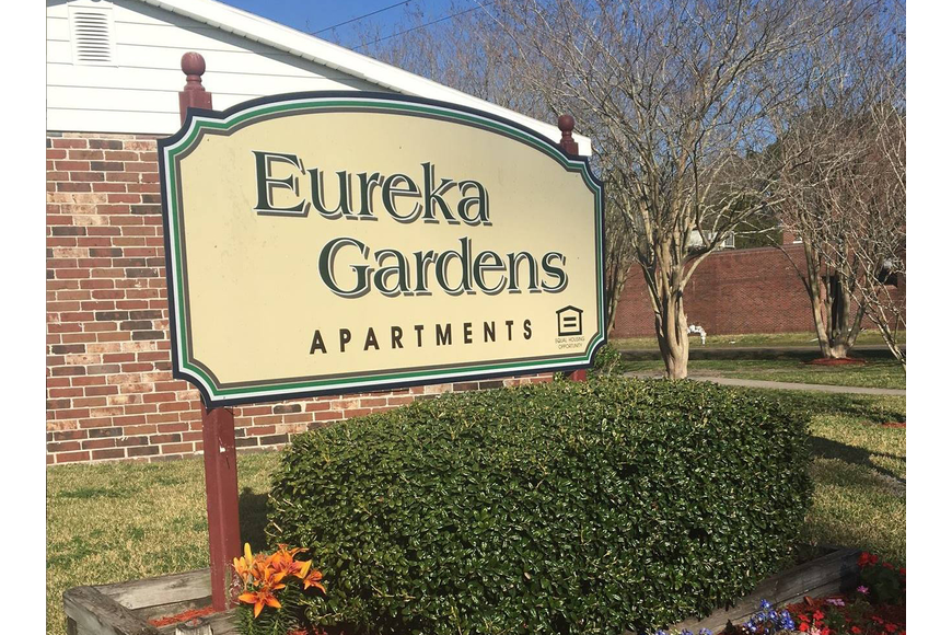 Eureka Gardens at 1214 Labelle St. in West Jacksonville.