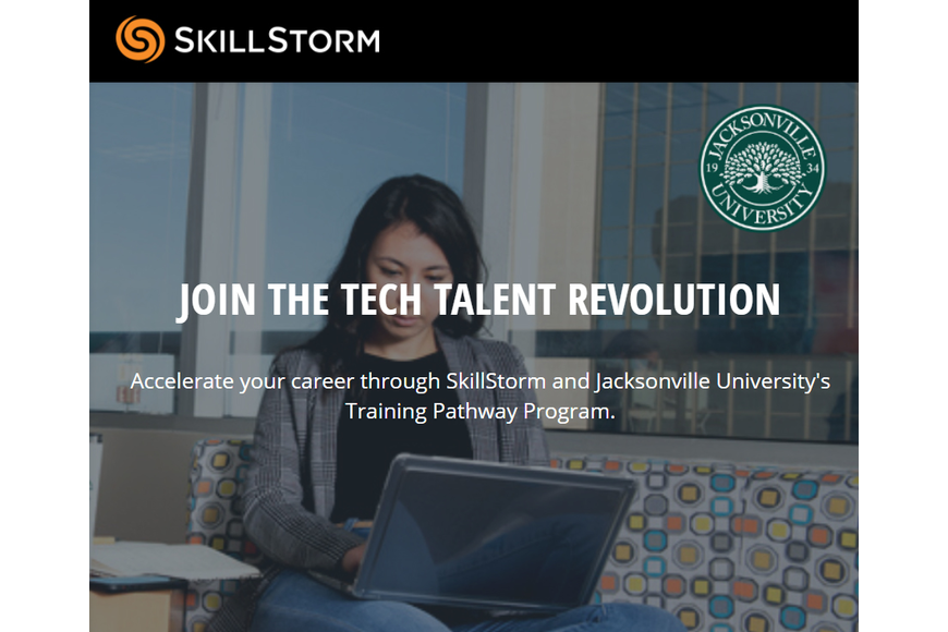 Jacksonville University Partners With Company That Pays Students During It Training Jax Daily Record Jacksonville Daily Record Jacksonville Florida