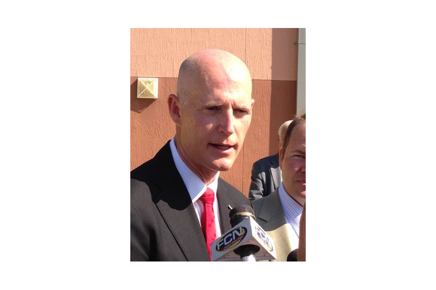 The clock is ticking on Gov. Rick Scott to do his line-item vetoes.