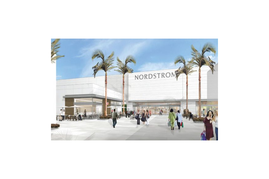 Nordstrom plans to open its Jacksonville store at the St. Johns Town Center on Oct. 10.