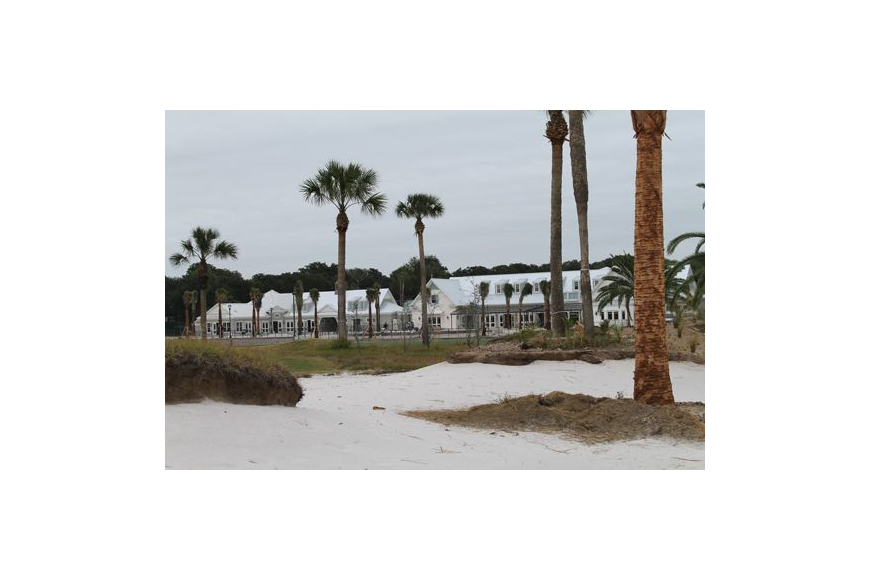 "The ""re-imagined"" Atlantic Beach Country Club opens in January with a new clubhouse, pool, tennis courts and world-class golf course. Adding homesites to the property provided the cash infusion needed to modernize the facility."