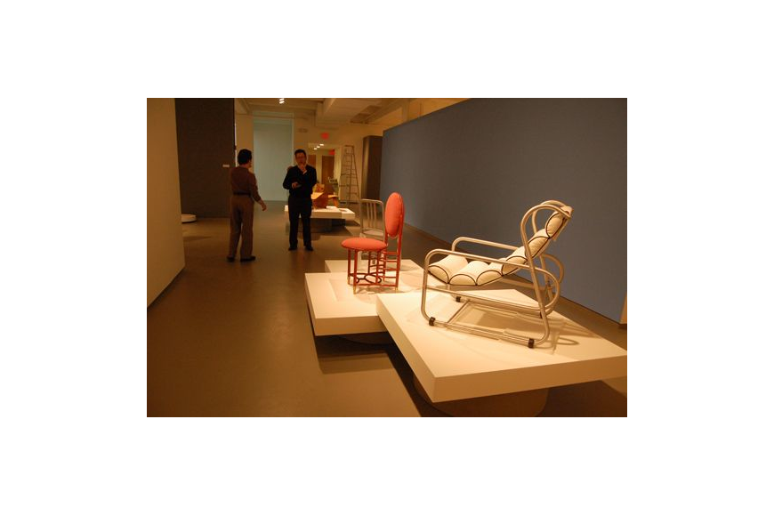 """The Art of Seating: 200 Years of American Design,"" an exhibition curated by the Museum of Contemporary Art Jacksonville, is on tour through December 2016. The museum has received a grant from the Jessie Ball duPont Fund that will help sustain future ..."